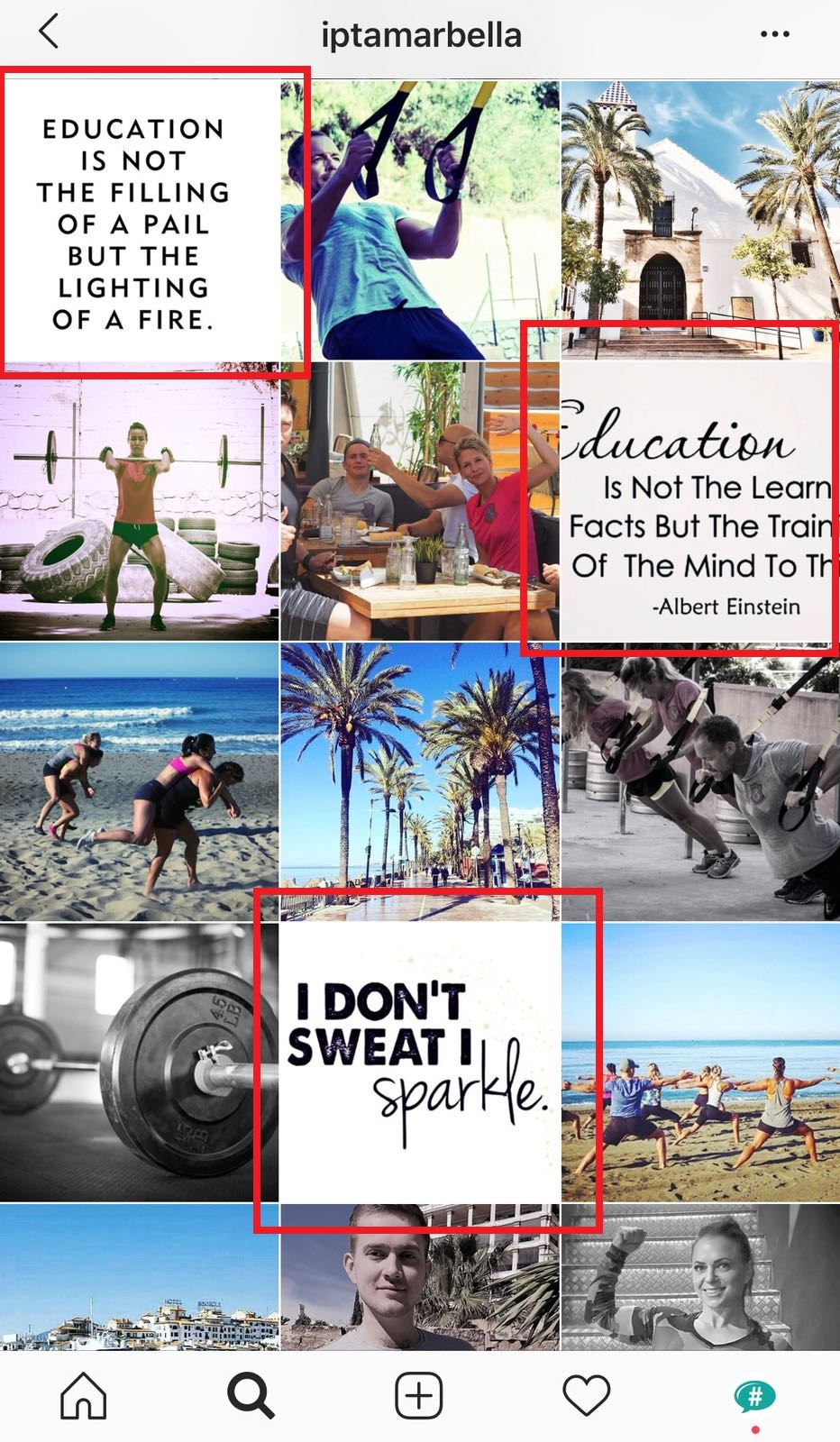 ways to grow a fitness page 1