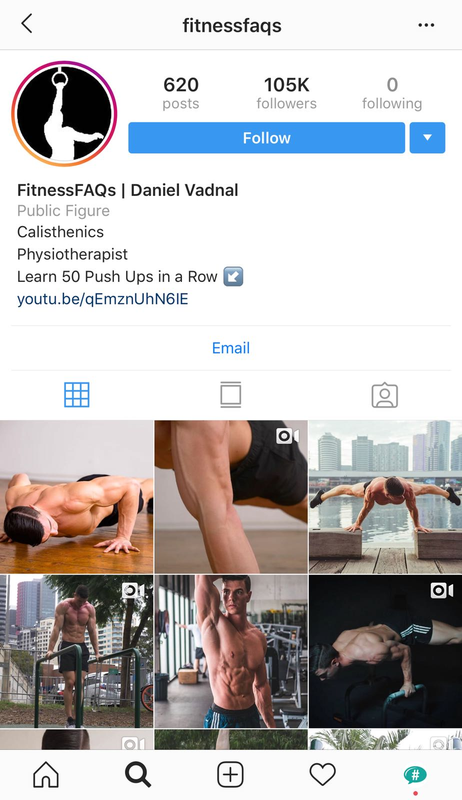 ways to grow a fitness page